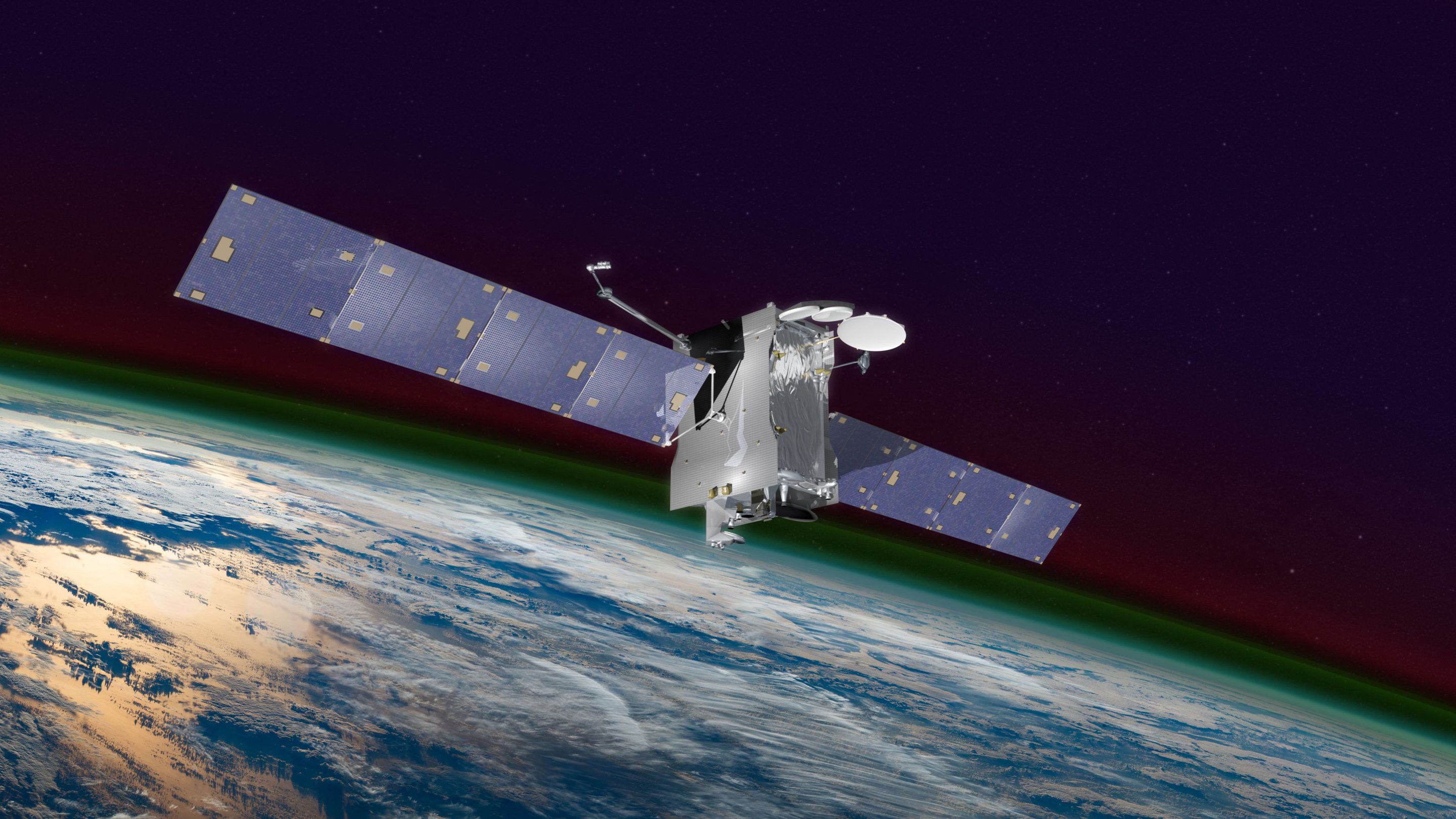 NASA GOLD Mission To Image Earths Interface Space