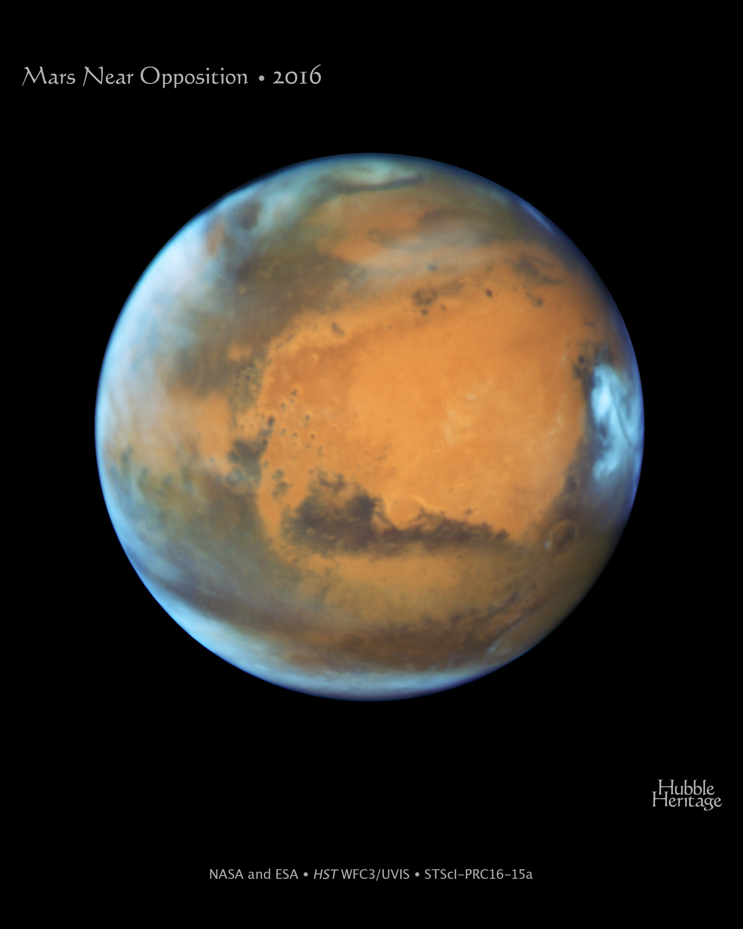 James Webb Space Telescope to reveal secrets of the Red Planet