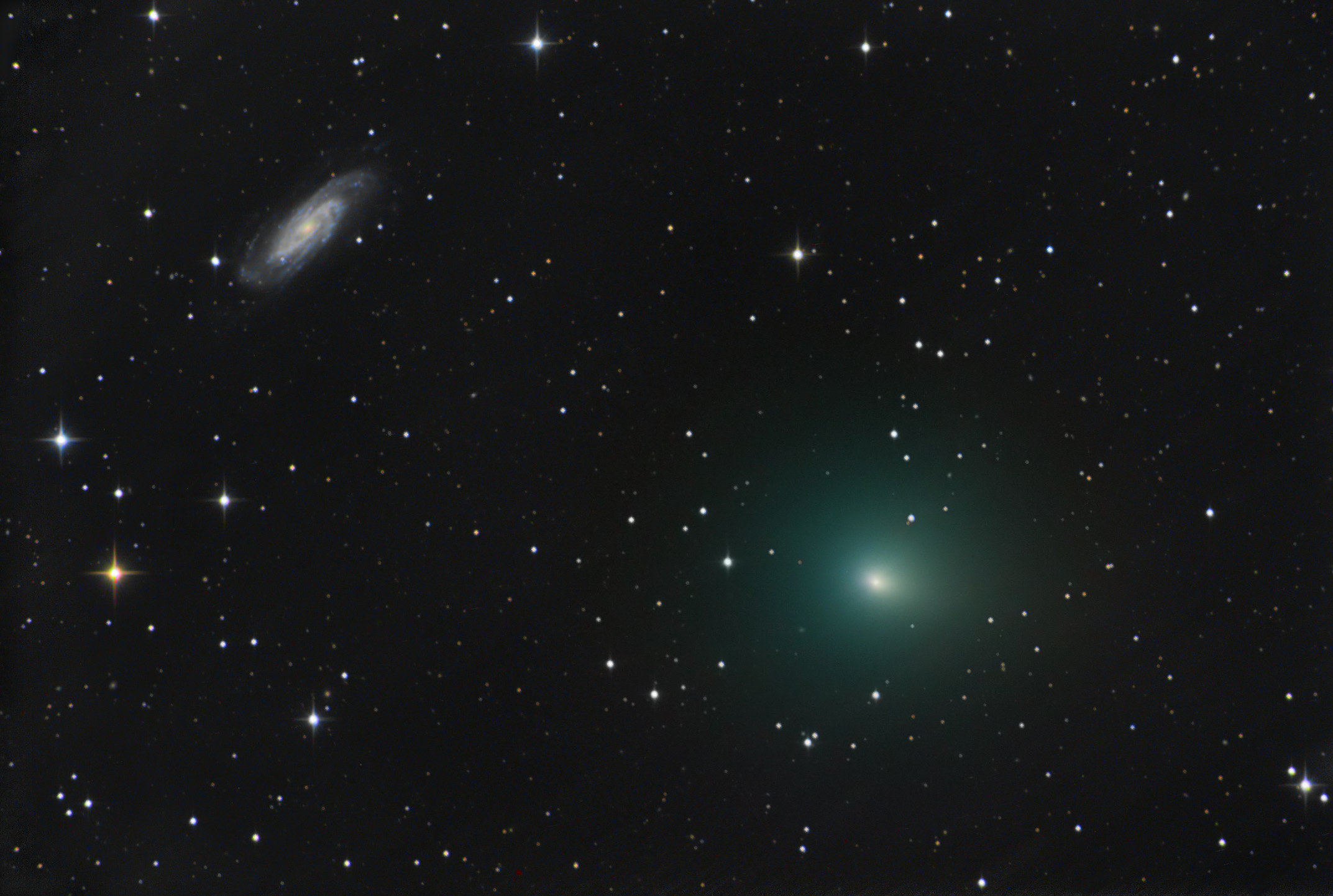 The SWIFT observatory observed a record change in the period of rotation of the comet 35