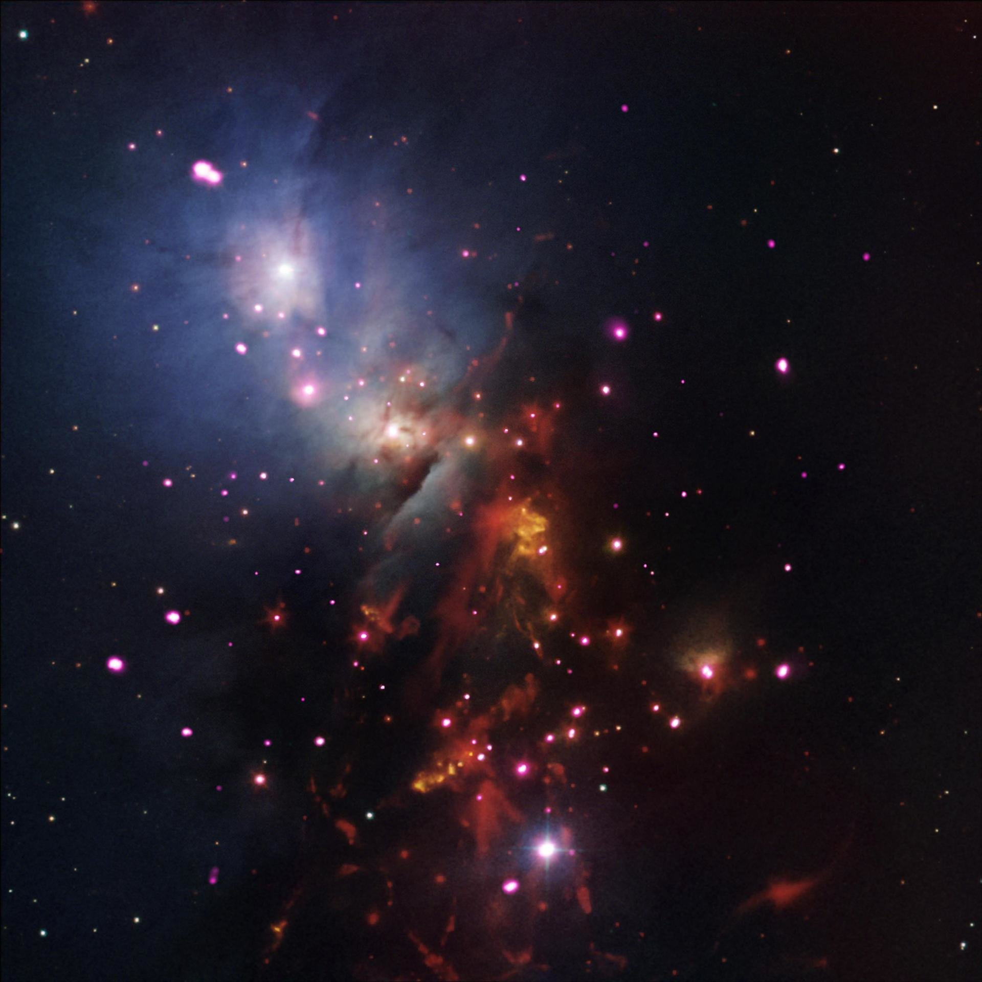 Astronomers have discovered an infrared halo around a neutron star 19