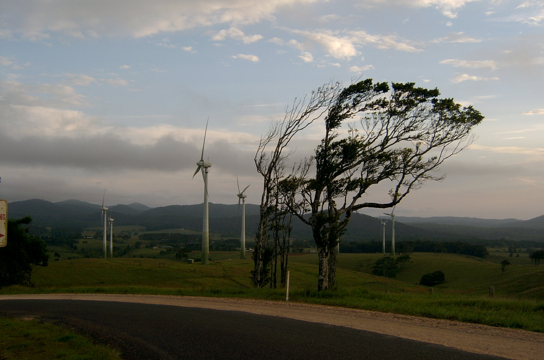 New Coal Doesnt Stack Up Just Look At Queenslands Renewable Network Diagram Corporate Office Flickr Photo Sharing As The Name Suggests Windy Hill Near Cairns Gets Its Fair Share Of Power Generating Weather Credit Leonard Low Wikimedia Commons Cc By