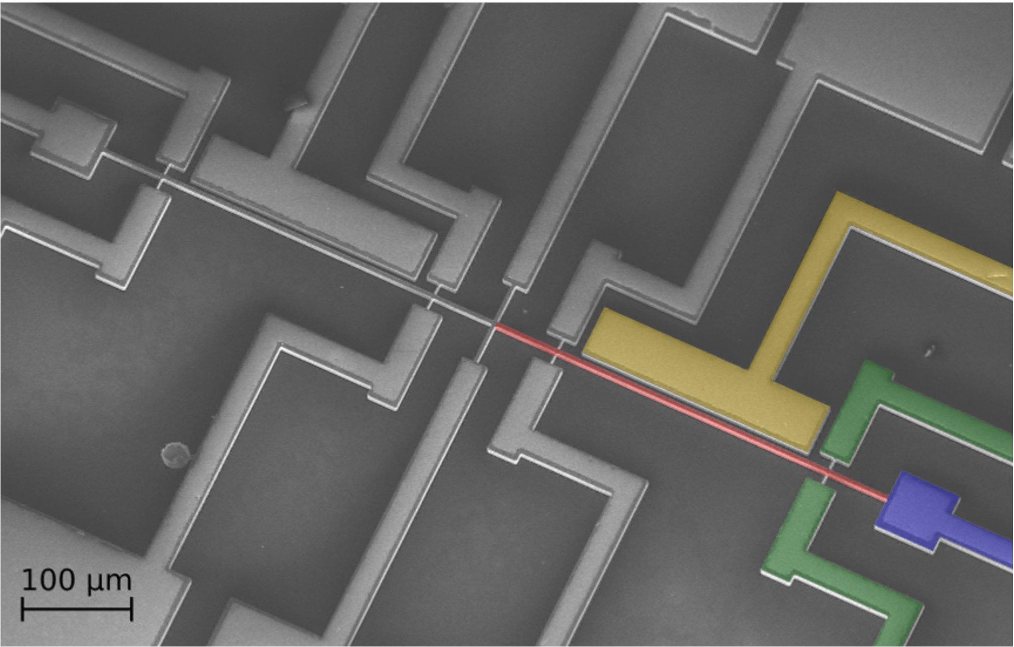 New reservoir computer marks first-ever microelectromechanical neural network application