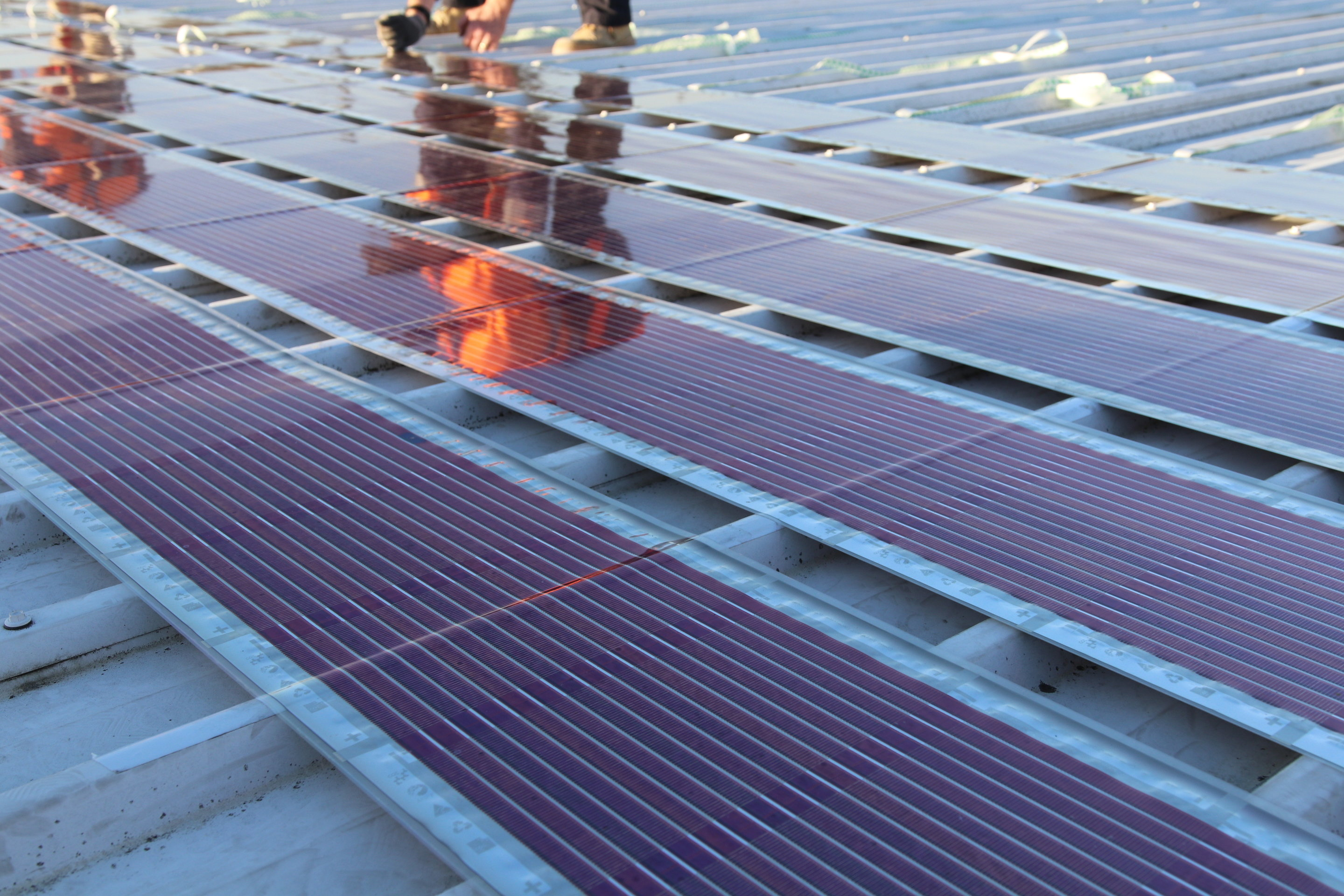 new solar cells offer you the chance to print out solar panels and