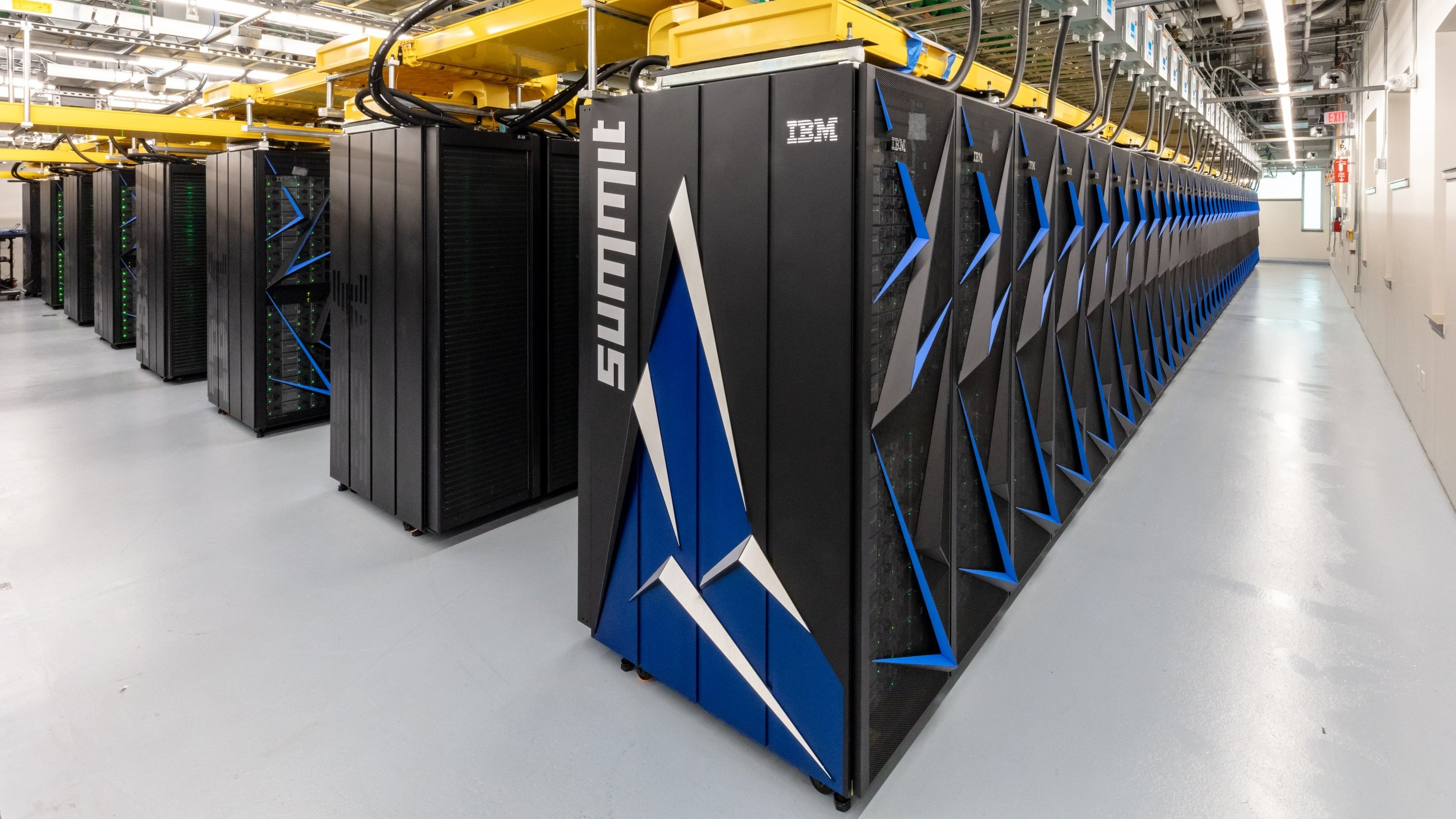 Summit Supercomputer: US Reclaims Title Of Fastest Supercomputer In ...