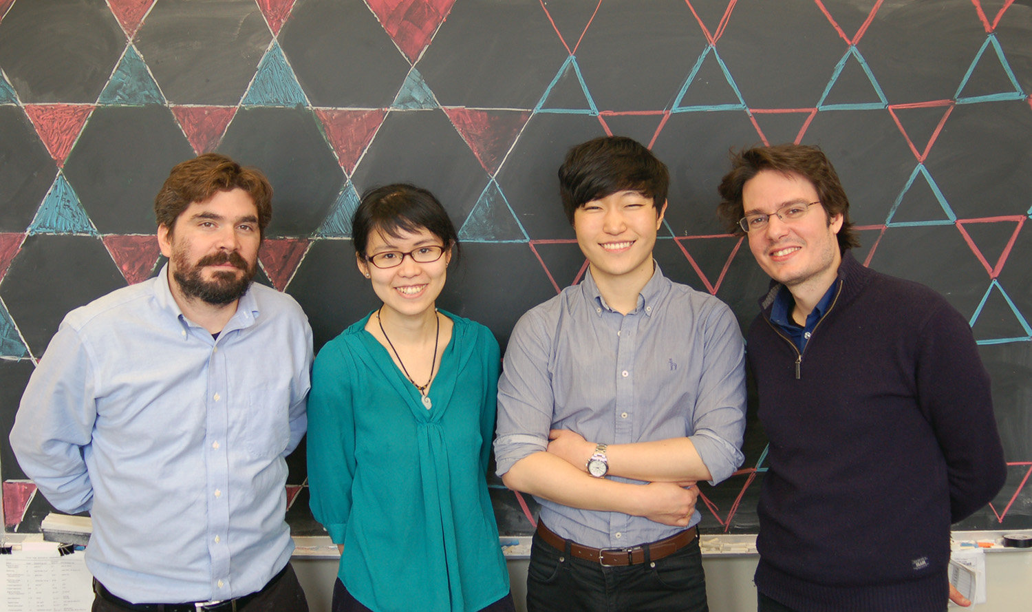 'Kagome metal': Physicists discover new quantum electronic material