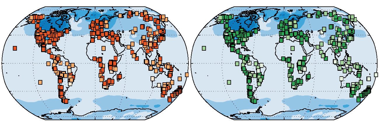 Pre Ice Age World Map.Prehistoric Changes In Vegetation Help Predict Future Of Earth S