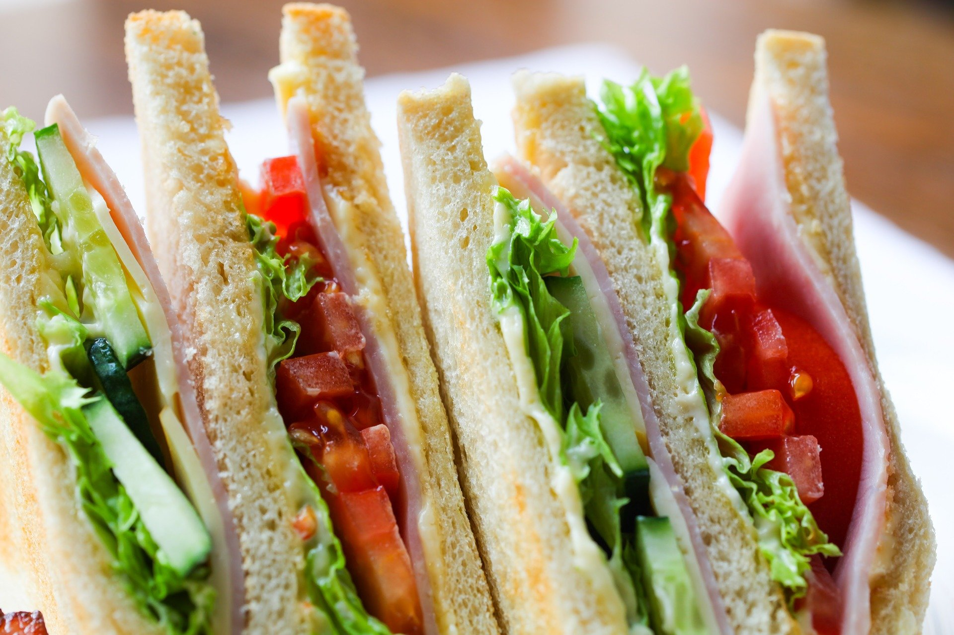 is your sandwich bad for the environment