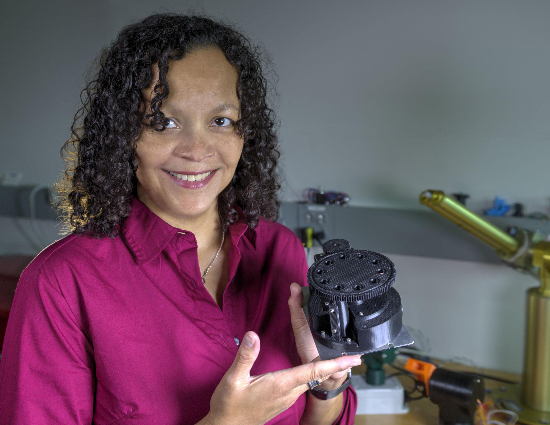 Scientist begins developing instrument for finding ...