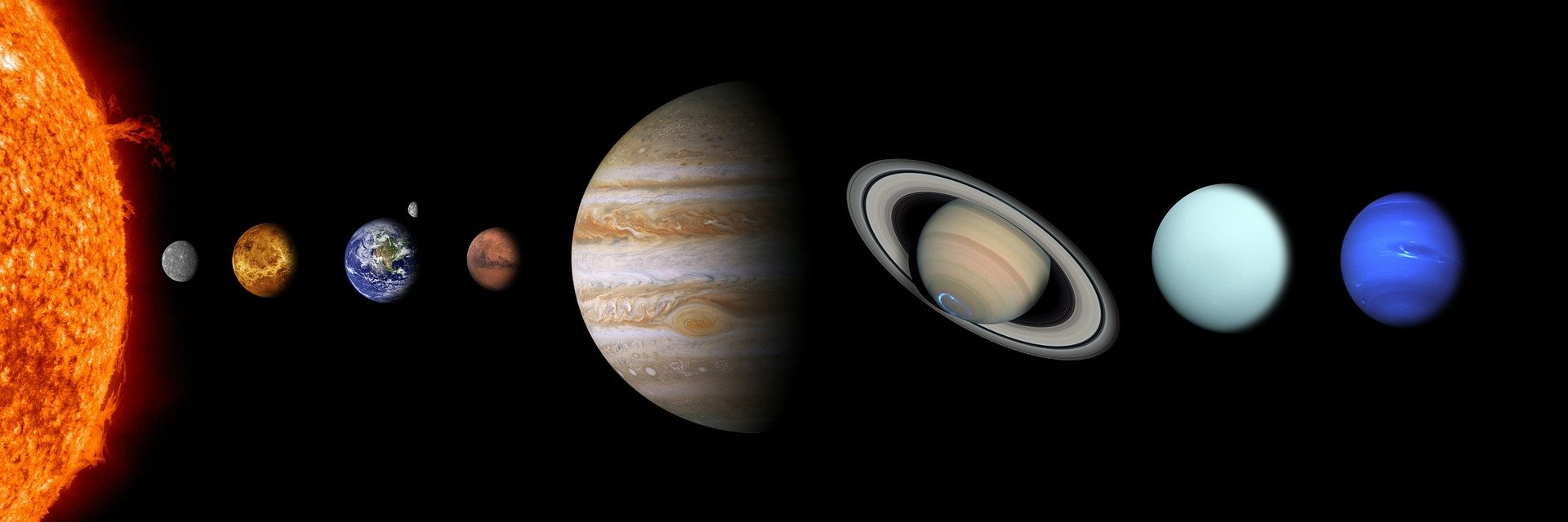 New theory to explain why planets in our solar system have different compositions