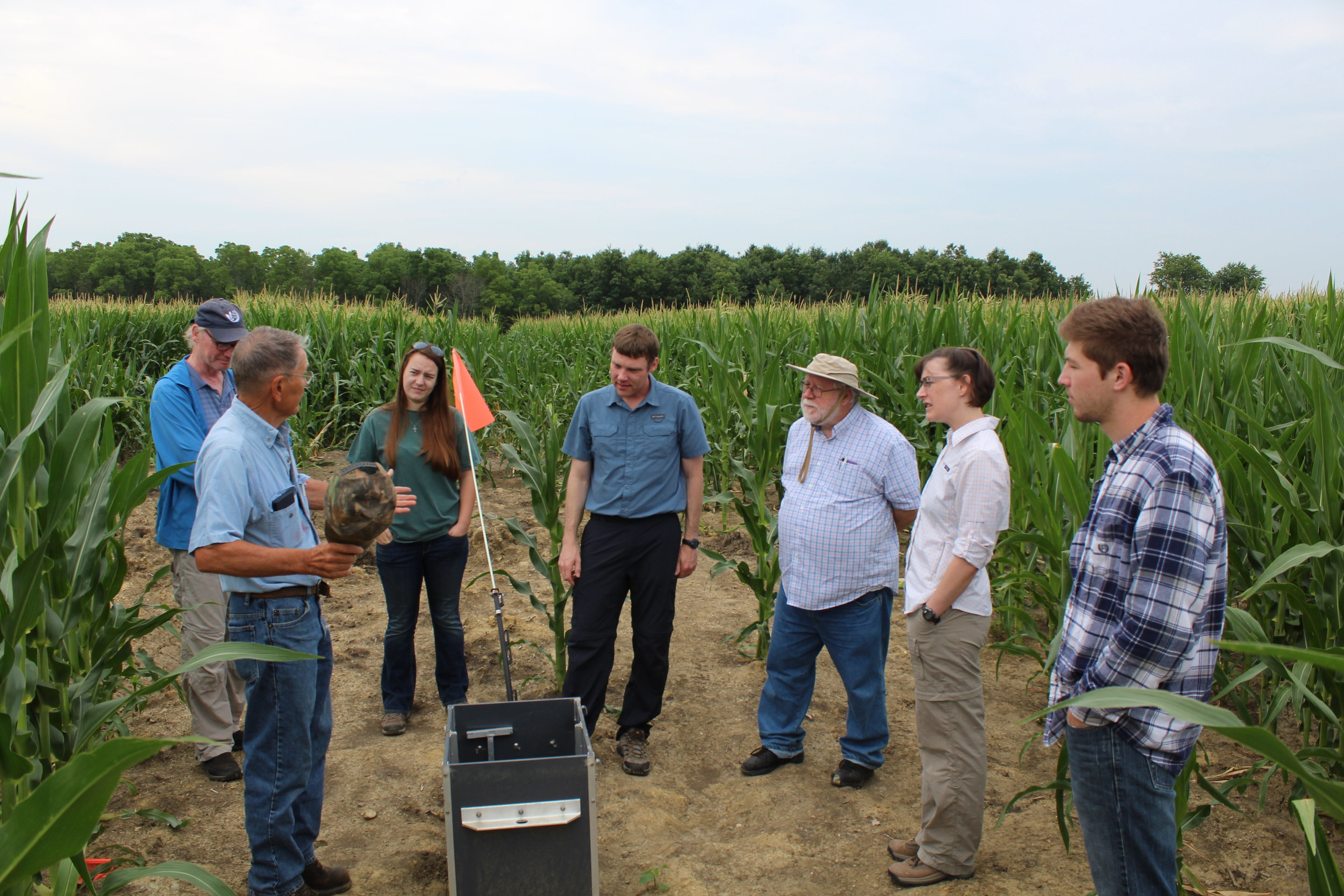 Study may improve strategies for reducing nutrient runoff into Mississippi River