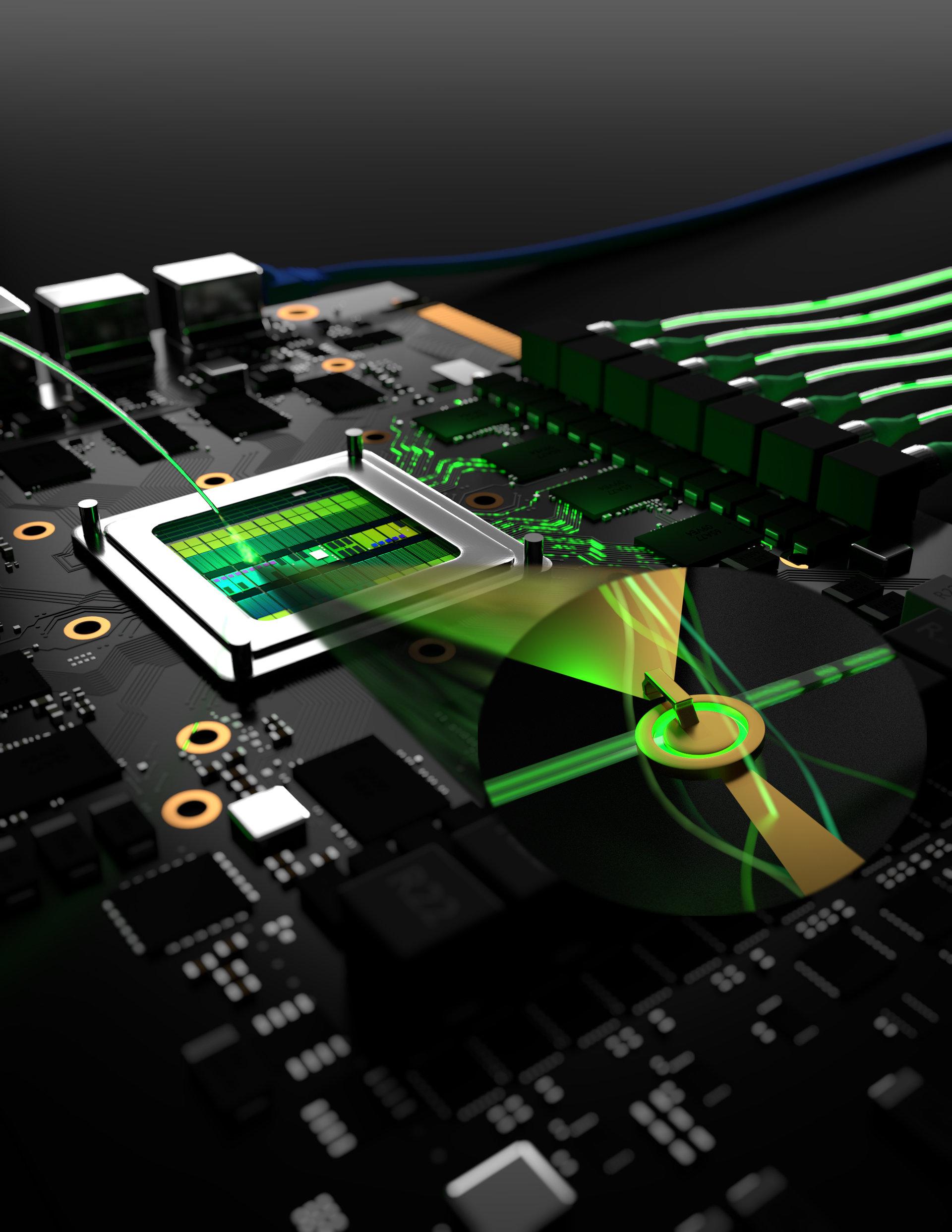 Breaking Bottlenecks To The Electronic Photonic