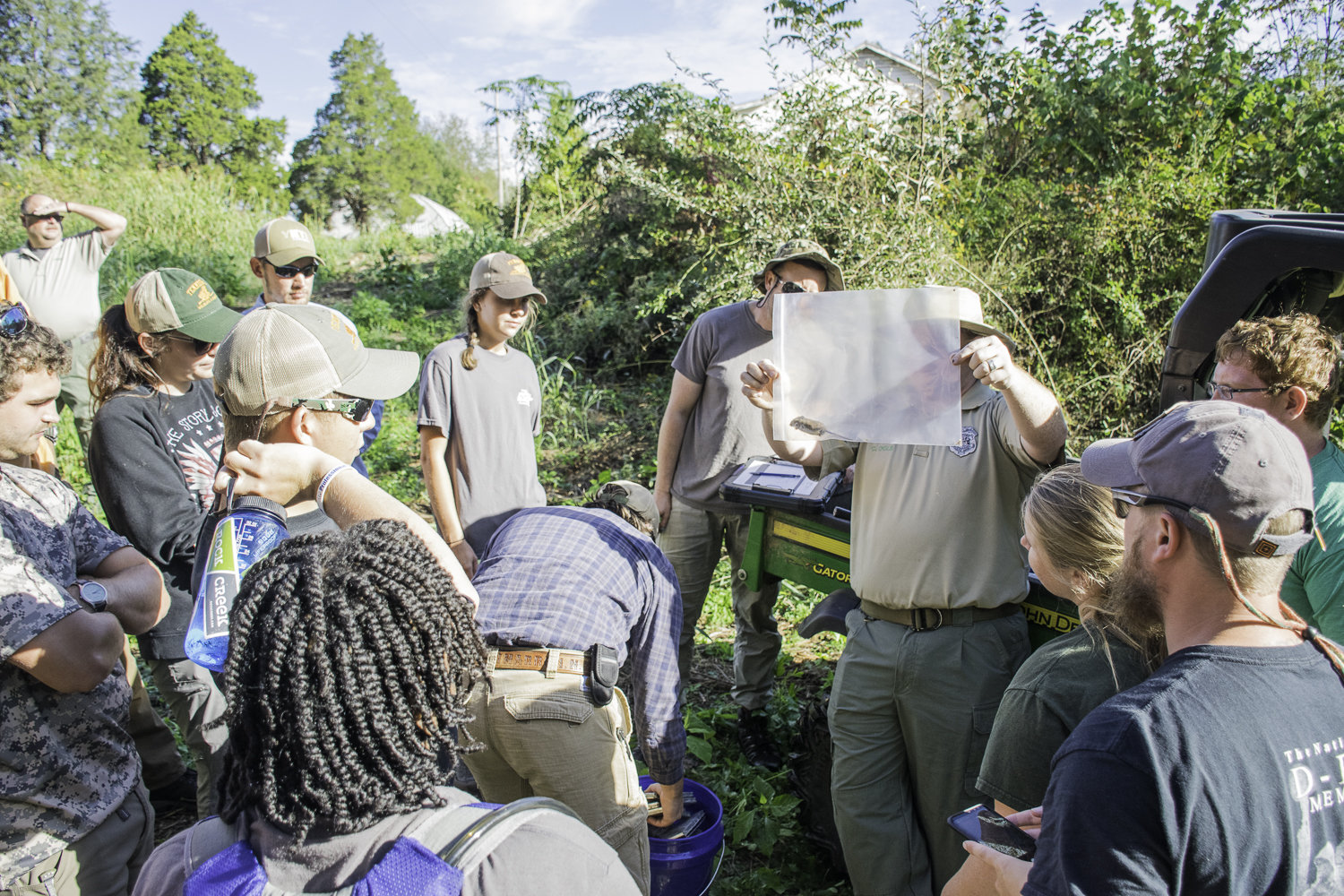Tennessee program becomes first accredited wildlife and for Fish and wildlife management degree