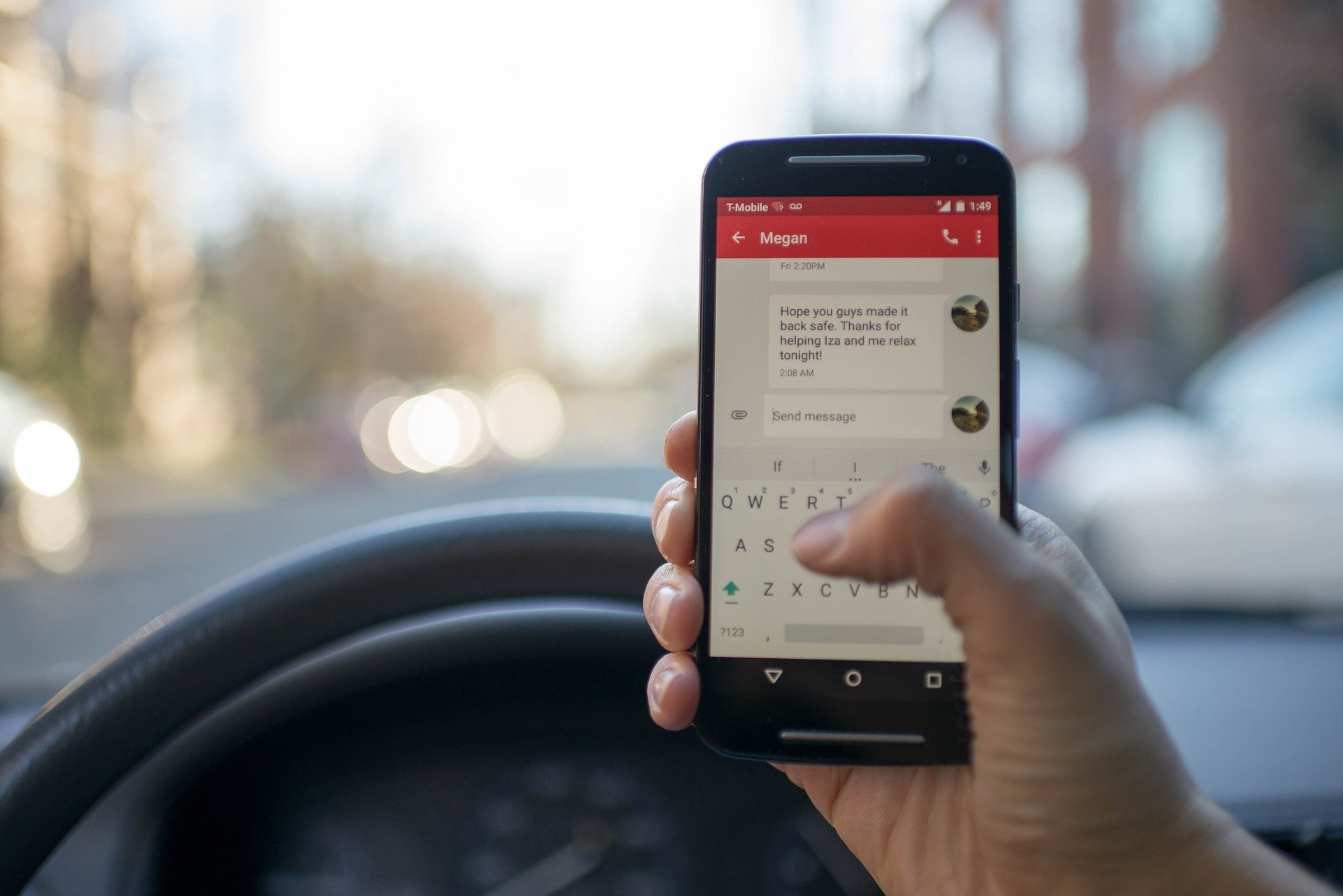 Majority of drivers don t believe texting while driving is dangerous