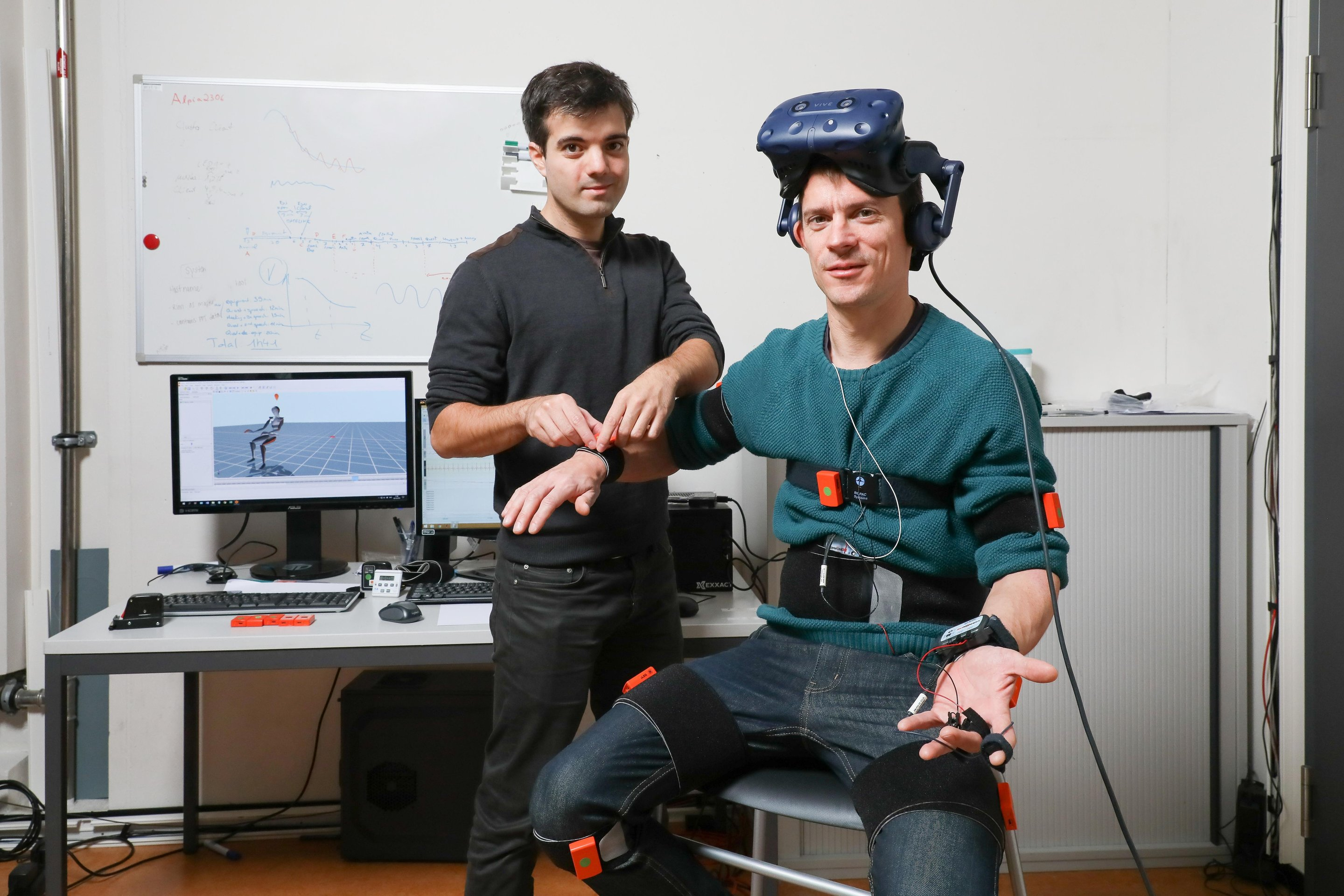 VRTIGO lets you test your nerves in virtual reality