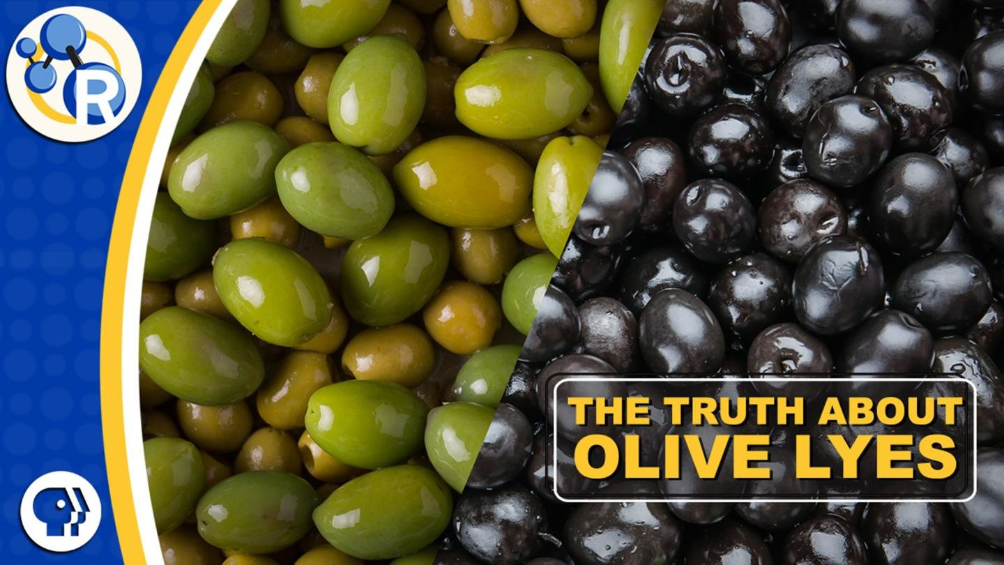 The truth is that black olives do not exist in nature, and those black olives that sell in our shops are dyed