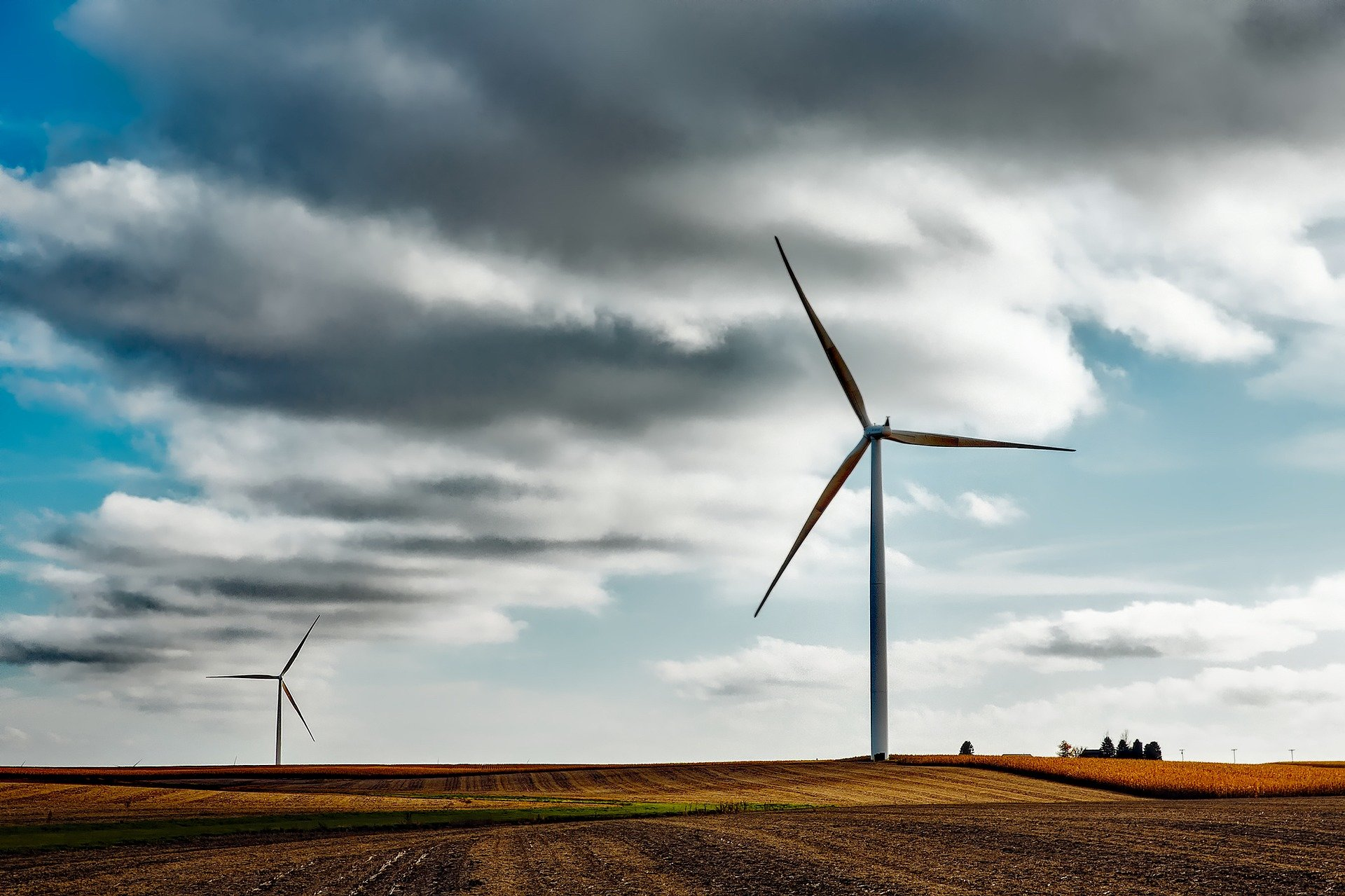 does living near wind turbines negatively impact human health