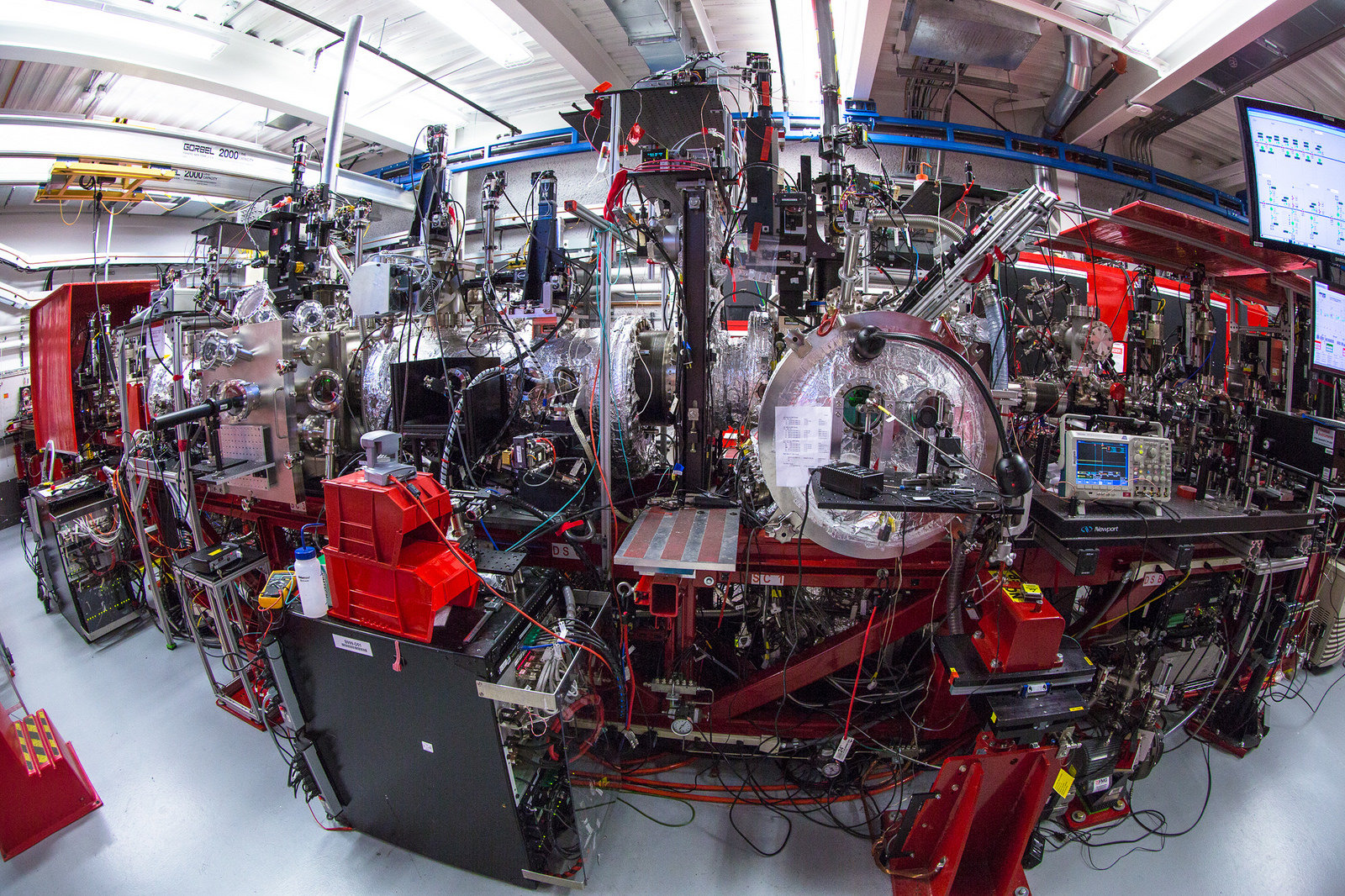 X-ray laser scientists develop a new way to watch bacteria ...
