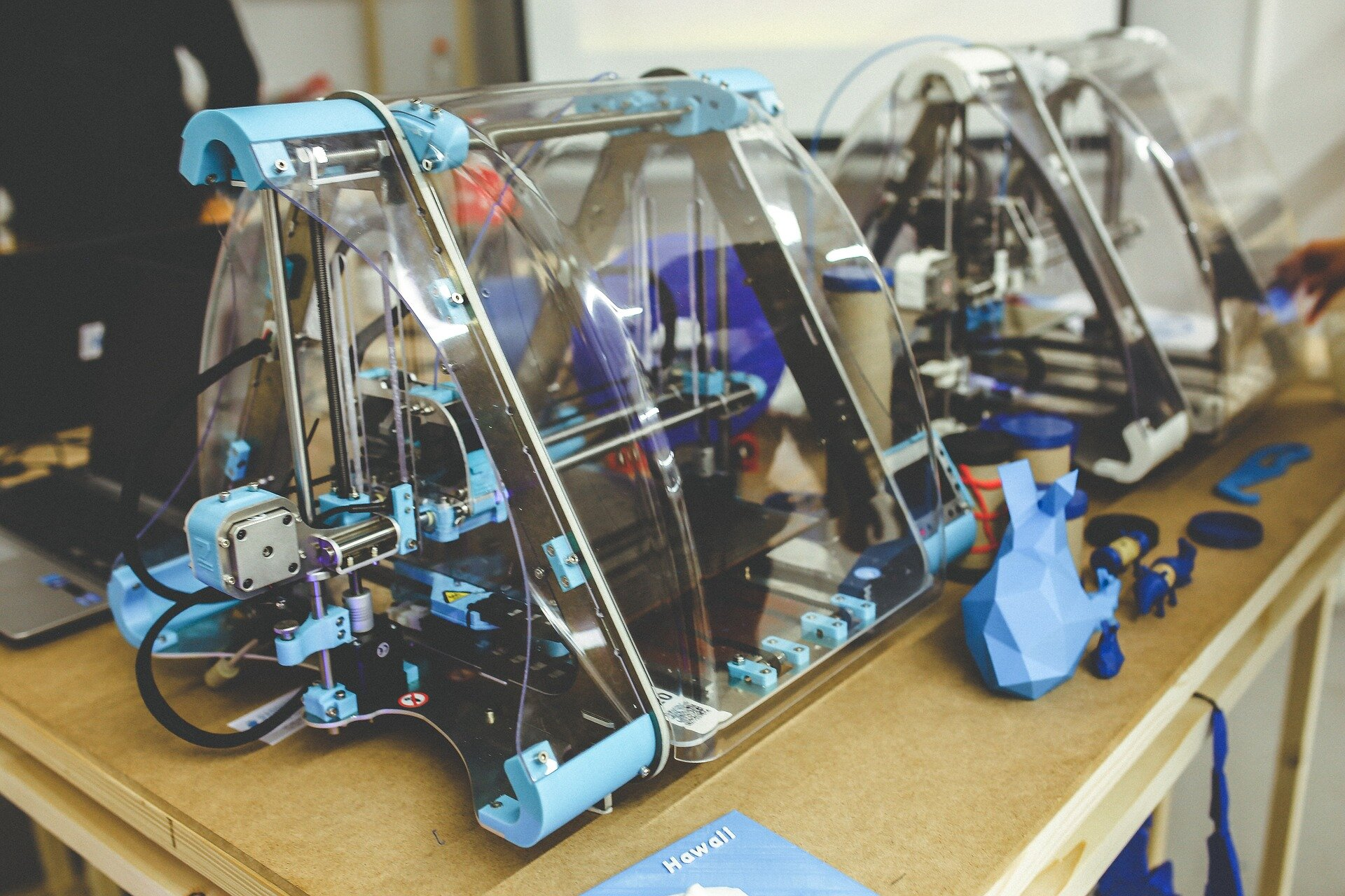 Strength in numbers for 3-D printing