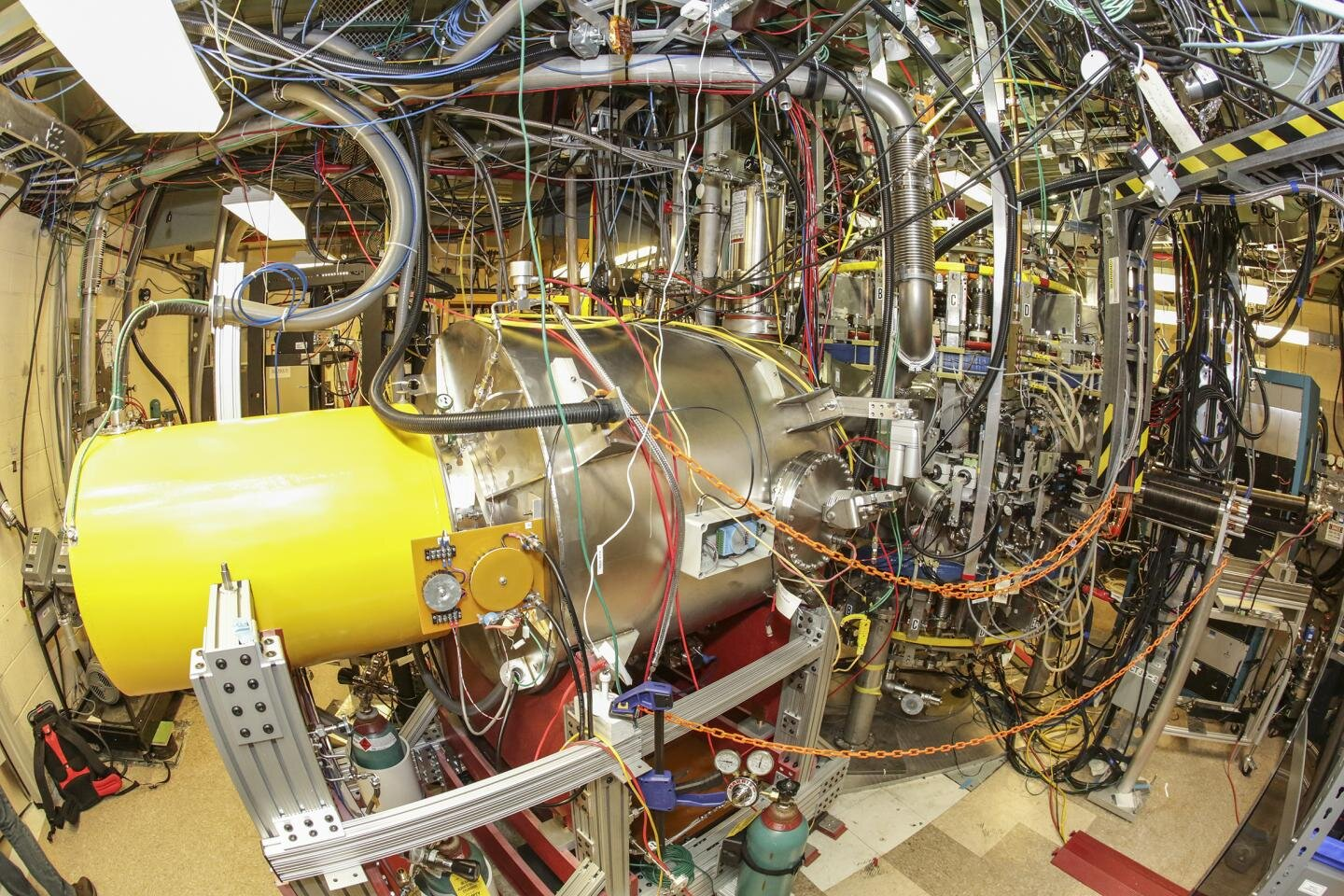 Machine set to see if lithium can help bring fusion to Earth - Phys.Org