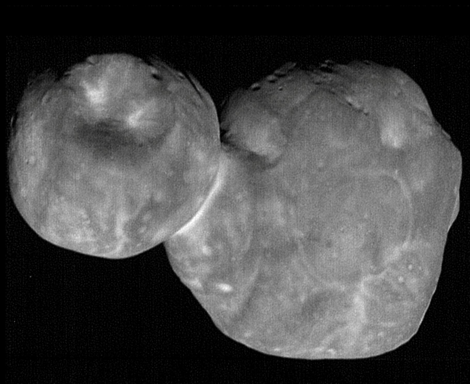 New Horizons spacecraft returns its sharpest views of Ultima Thule