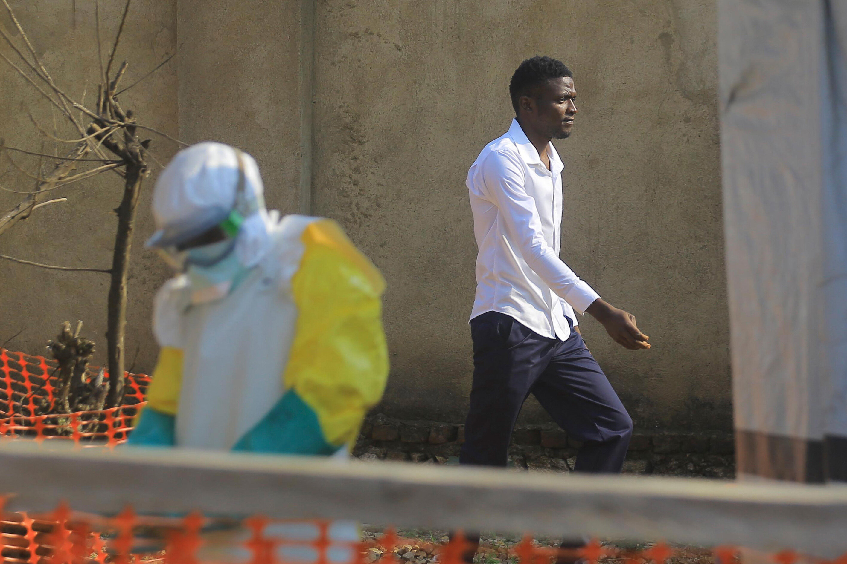 Congo student with Ebola still finds a way to take exams