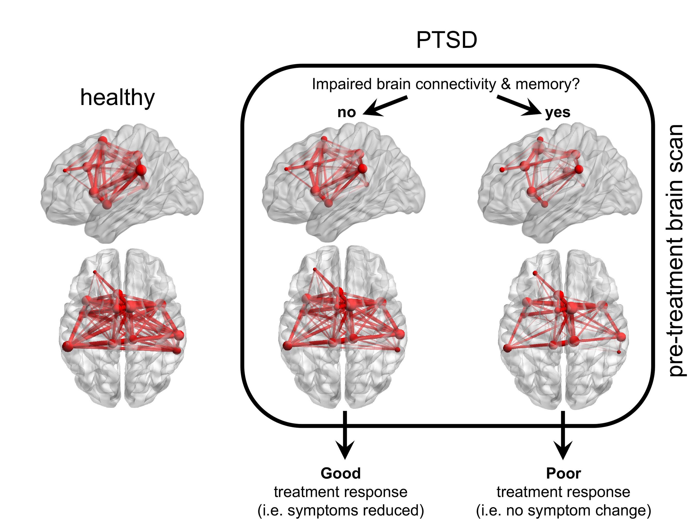 Biology may make certain PTSD patients unresponsive to behavioral