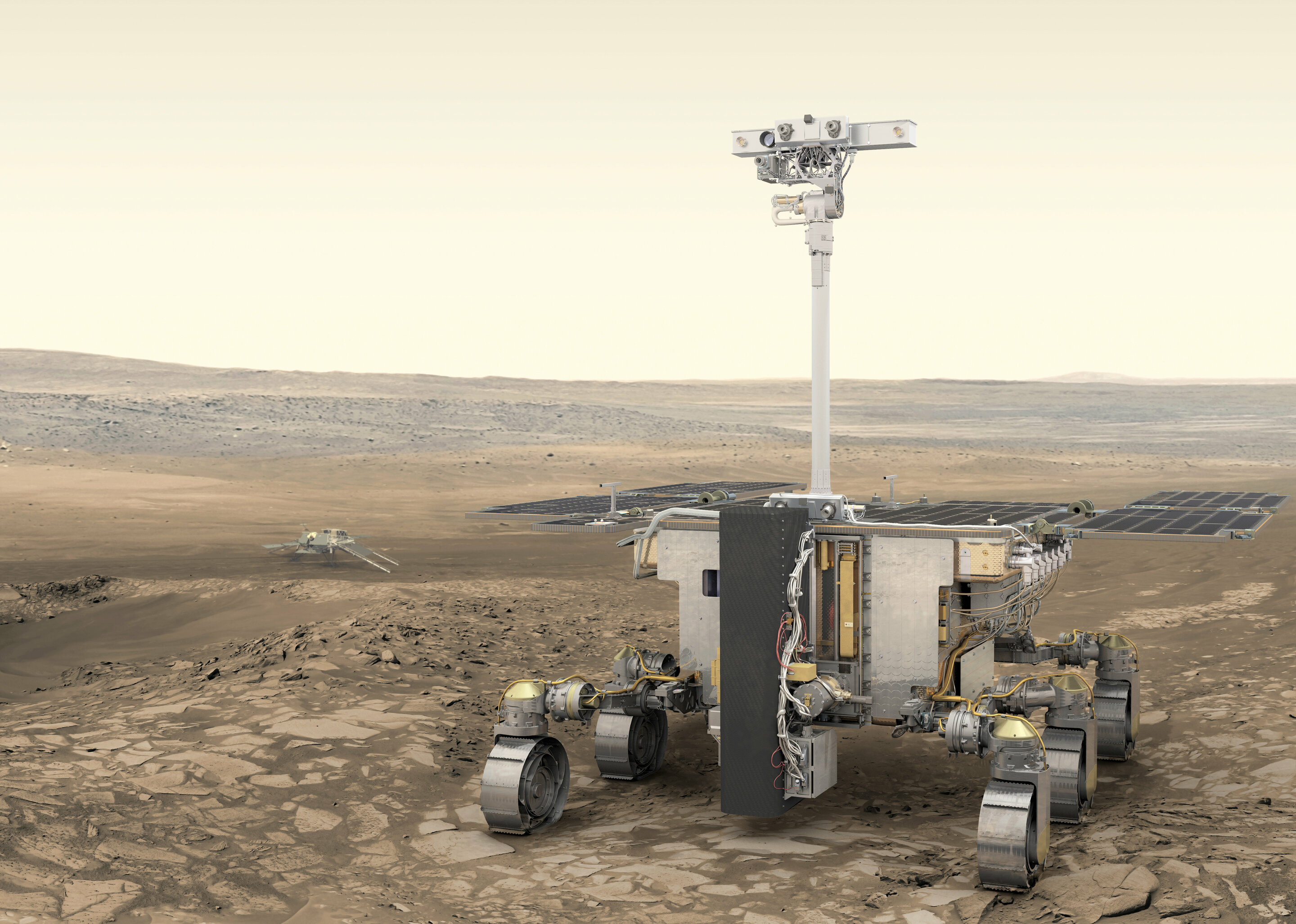 ESA's Mars rover has a name – Rosalind Franklin