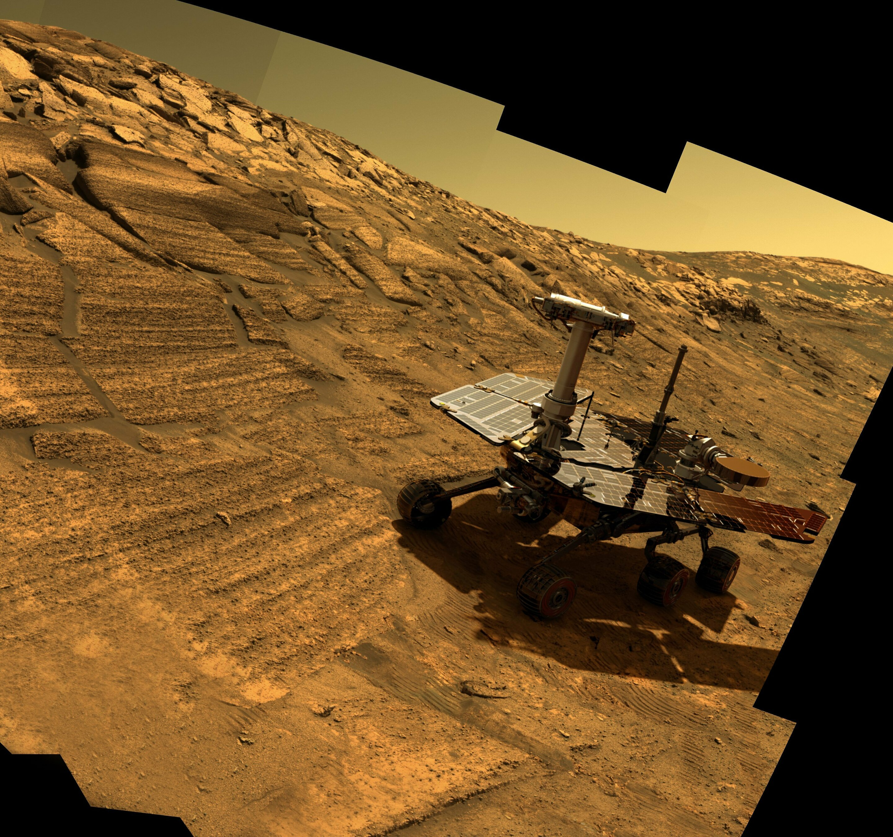 Farewell, Opportunity: Rover dies, but its hugely ...