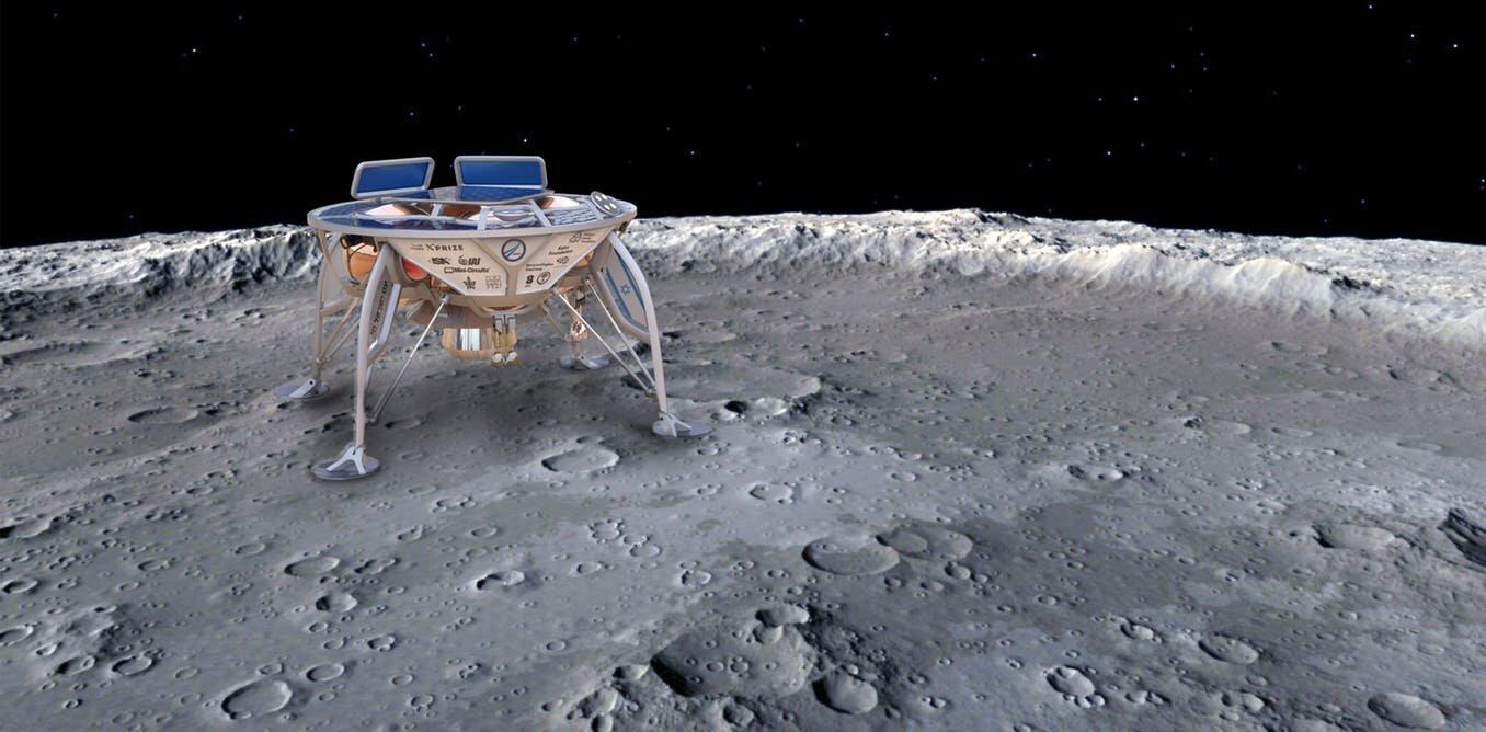 spacecraft manned lunar - photo #30