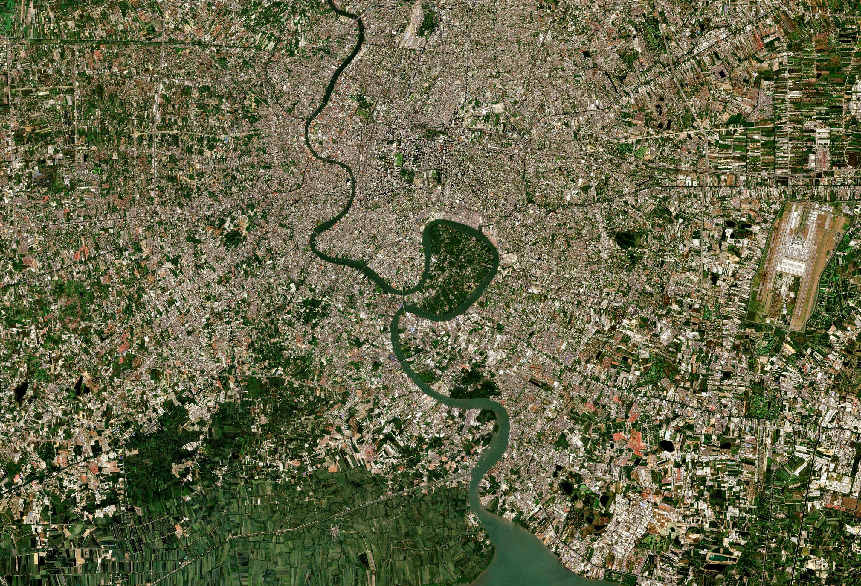Image: Bangkok's green lung