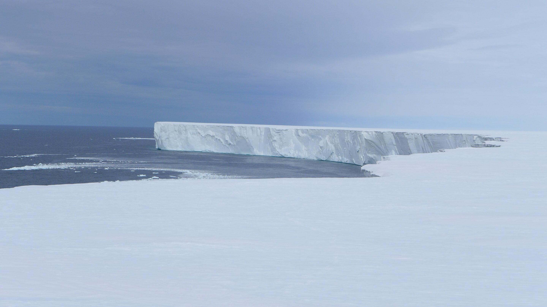 Rapid melting of the world's largest ice shelf linked to solar heat