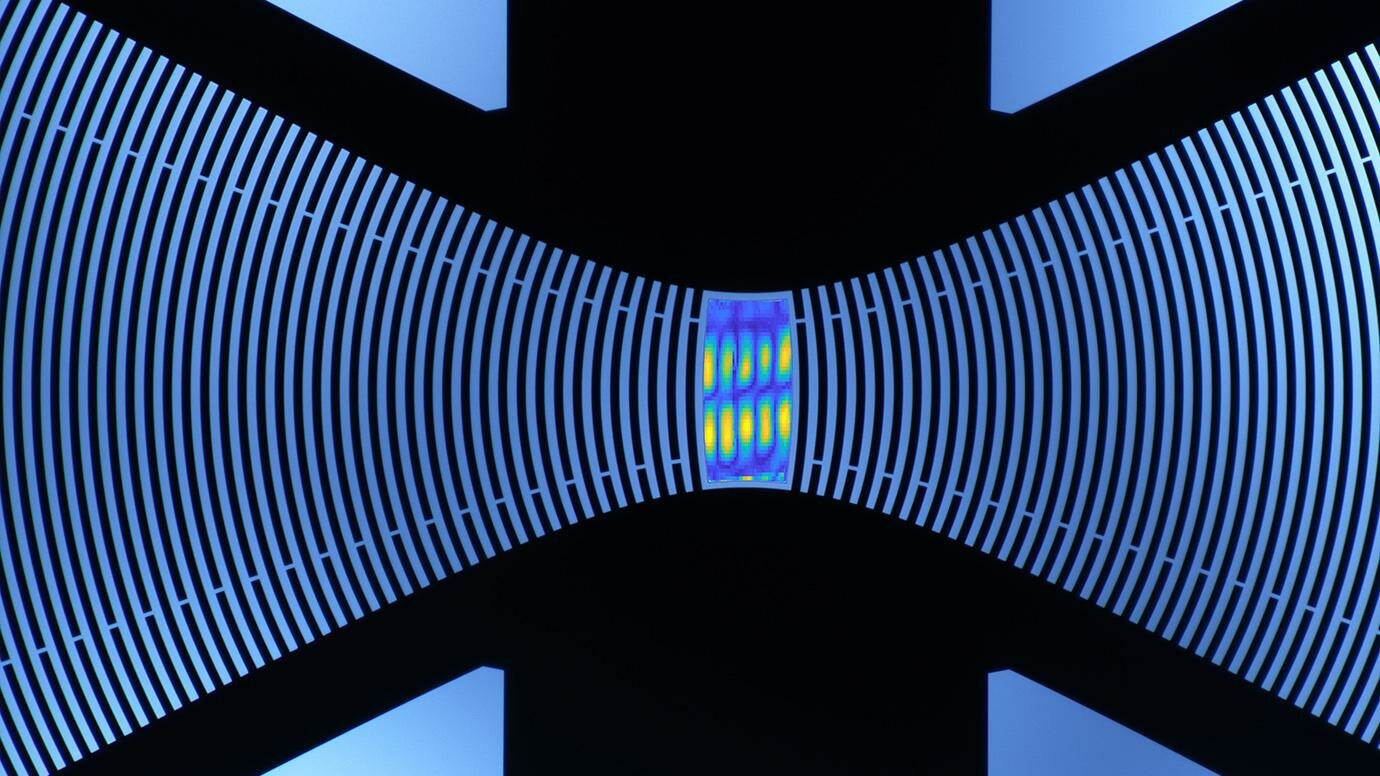 Sound waves let quantum systems 'talk' to one another