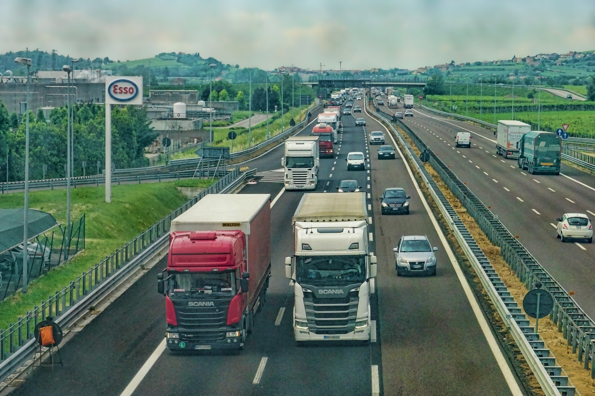 Traffic Related Air Pollution Linked To >> Team Investigates Links To Traffic Related Air Pollution And