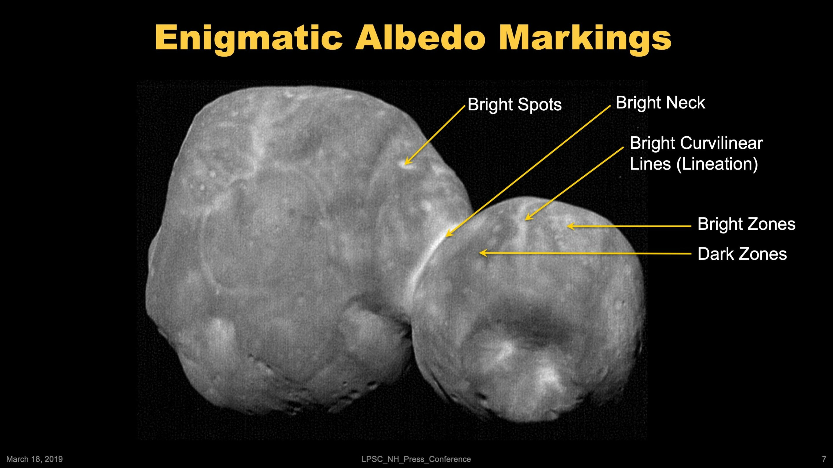 New Horizons team unravels the many mysteries of Ultima Thule