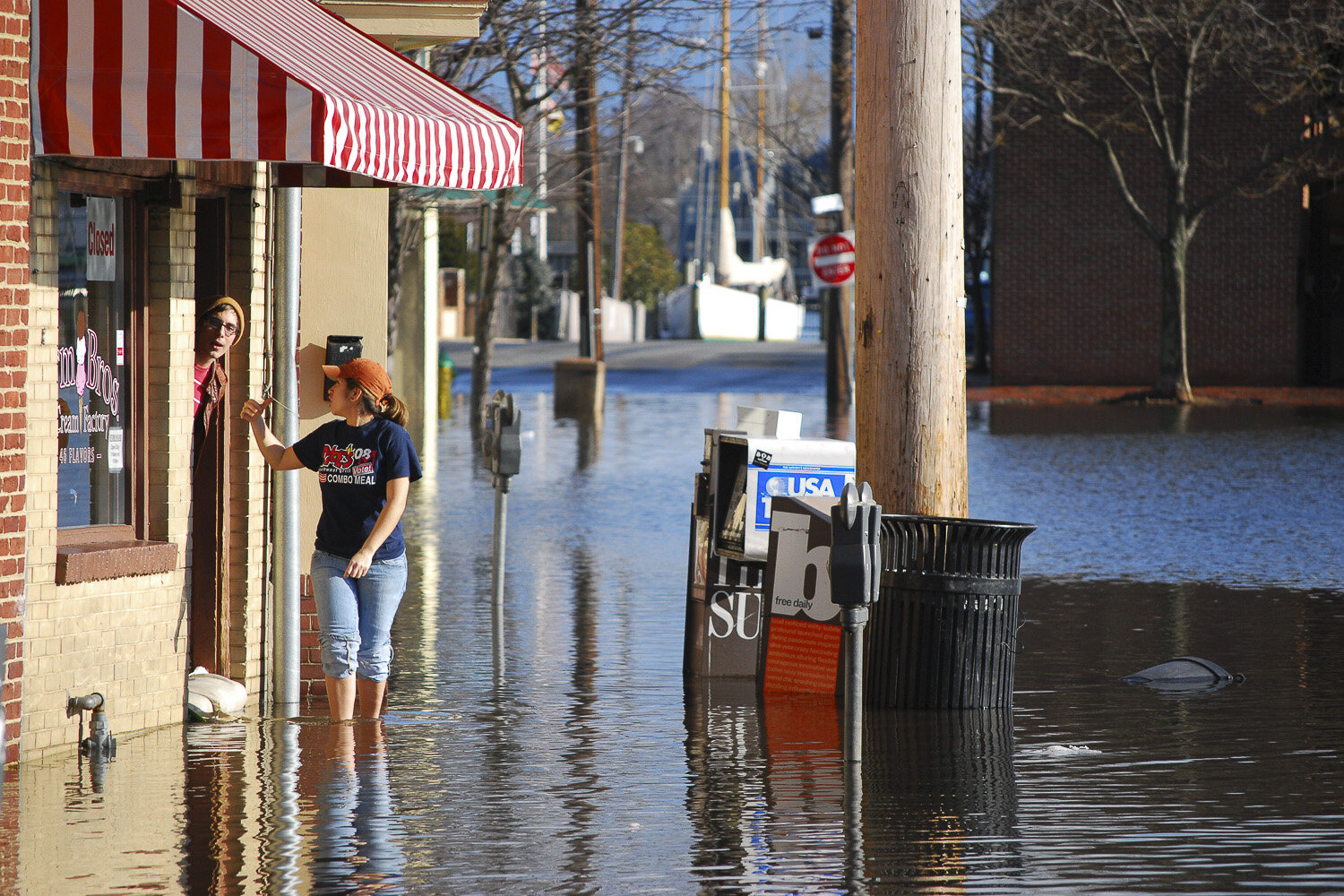 What rising seas mean for local economies