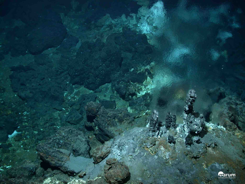 New deep sea hot springs discovered in the atlantic discovered in the atlantic image marum sciox Image collections