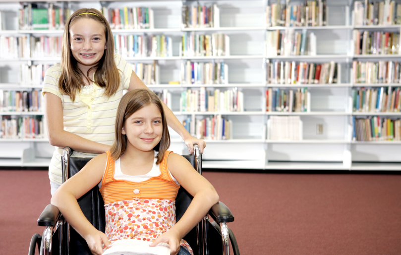 Children with disabilities not accurately portrayed in top
