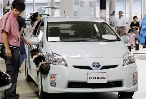 Japan Auto Power Giants Target Global Electric Car Standard