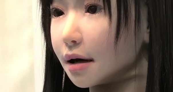 Makes want Humanoid robot fetish tellin that could