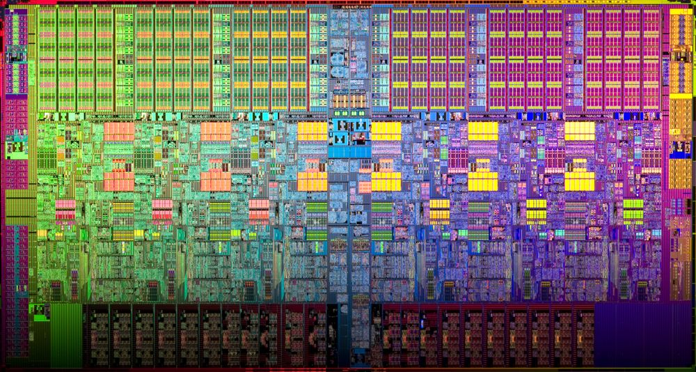 Technology Management Image: Intel Launches Xeon 5600 -- Its Most Secure Data Center