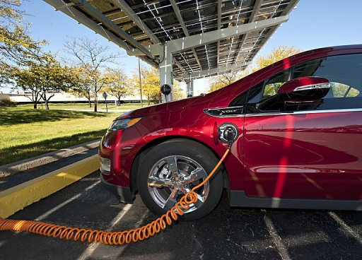 Michigan To Get 5 300 Charging Stations For Electric Cars