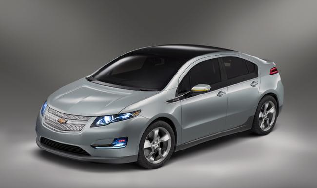 Volt Gm S Car Of The Future