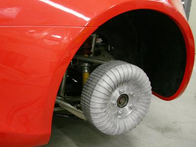 Electric drive concepts for the cars of the future for In wheel electric motors for cars