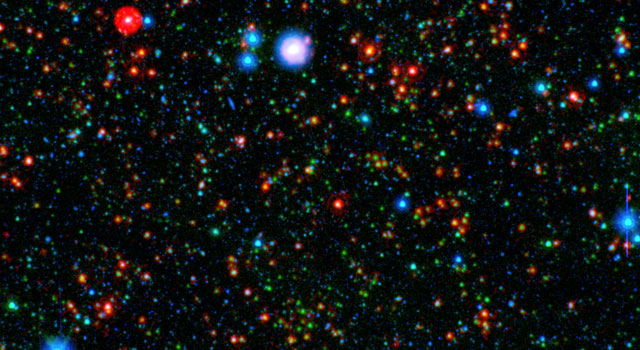 Hidden star power revealed: Astronomers find ancient ...