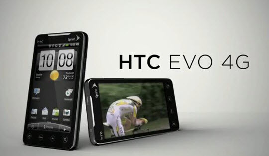 sprint dials wrong number with htc evo 4g sales figures rh phys org EVO 4G User Manual EVO 4G Accessories