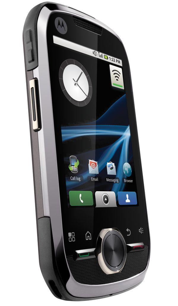 Motorola i1 - World's First Push-To-Talk Android Smartphone