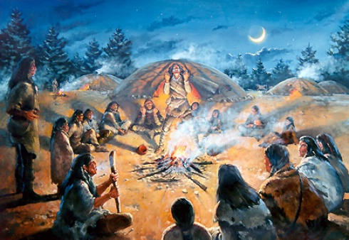 PaleoIndian culture  ancient American Indian culture