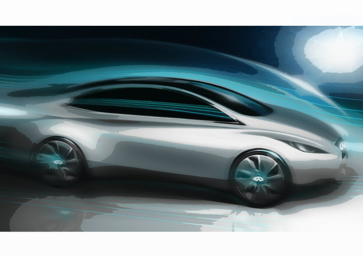 Infiniti Electric Vehicle Expected In 2013