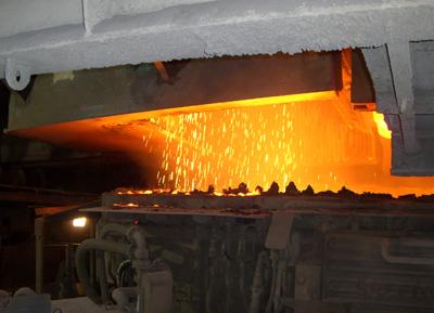 Making Steel Recycling Greener | 400 x 289 jpeg 92kB