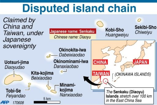 Google urged to drop China name for disputed isles